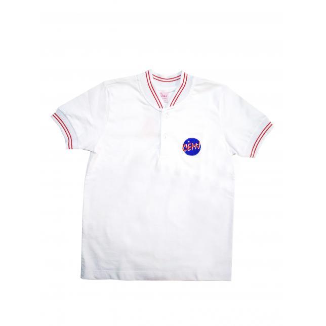Camisa Polo - Cemj BRANCO G CAP 002