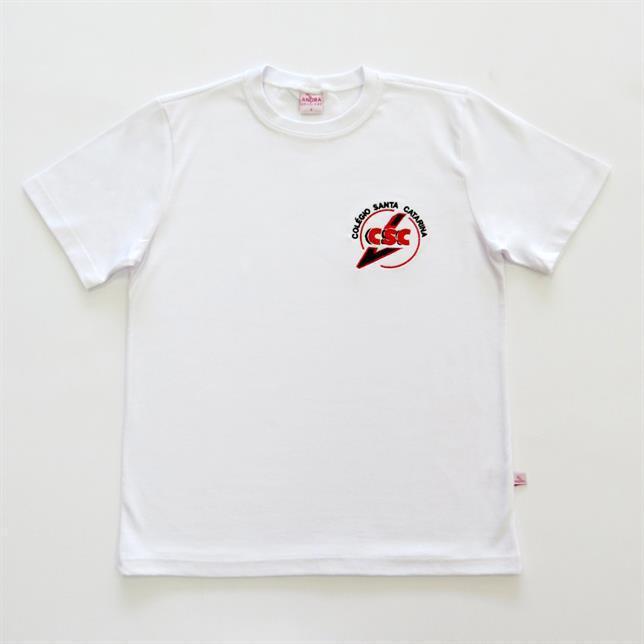 Camiseta Fio30 - Csc BRANCO XGG