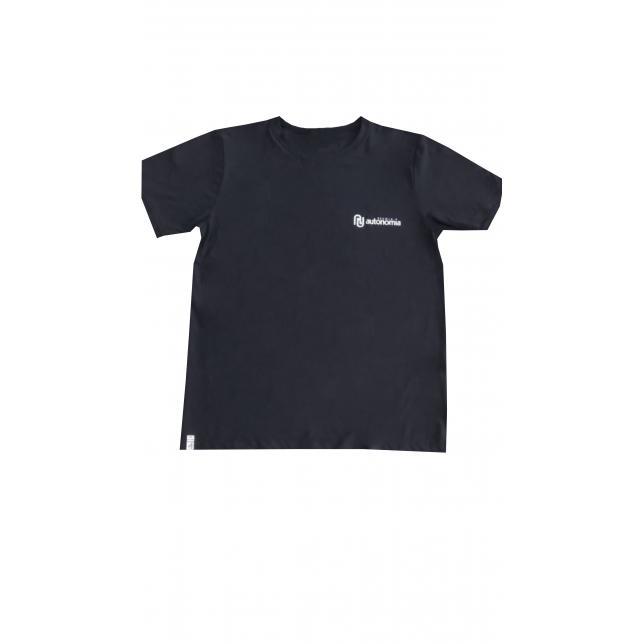 Camiseta Pv Preto M/C - Autonomia PRETO 2