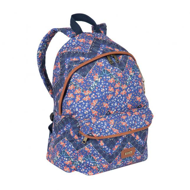 Mochila Plus Mini Floral   075511-04