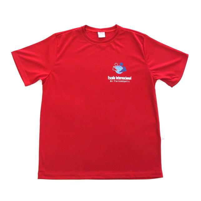 Camiseta Ultra Dry - Eif VERMELHO 8