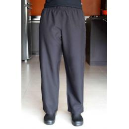 CALCA UNIS T/ELAST OXFORD PRETO P CL 200