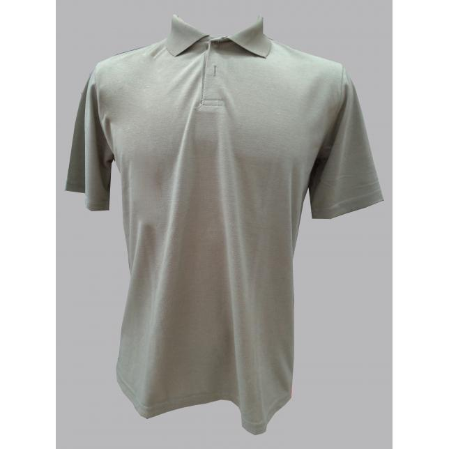 Camisa Polo Pique Pv Manga Curta 128-M VERD M CAP 001