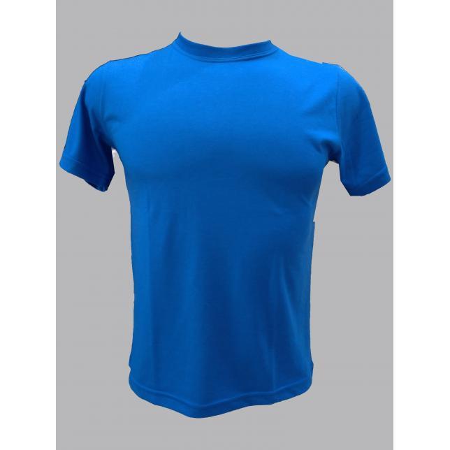 Ca 001 Camiseta Malha Pv Preto M/C   ROYAL PP CA 001