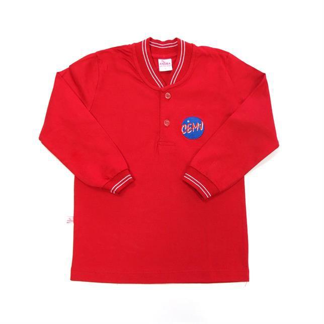Camisa Polo - Cemj VERMELHO 1 CAP 006