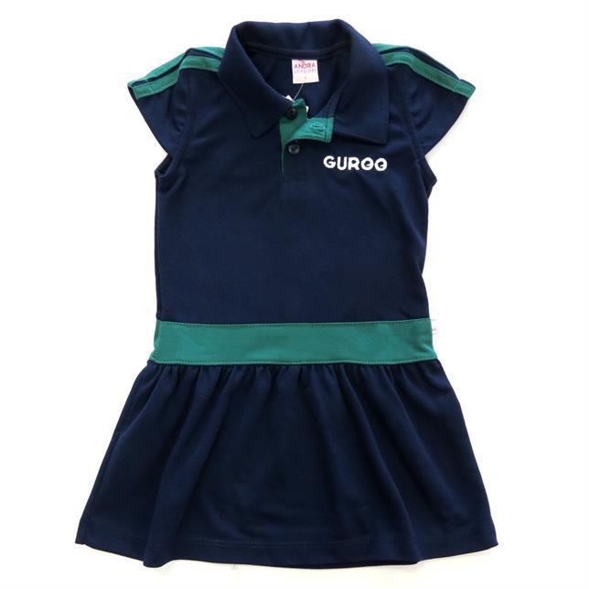 Vestido Polo Pique PV Guroo MARINHO 01