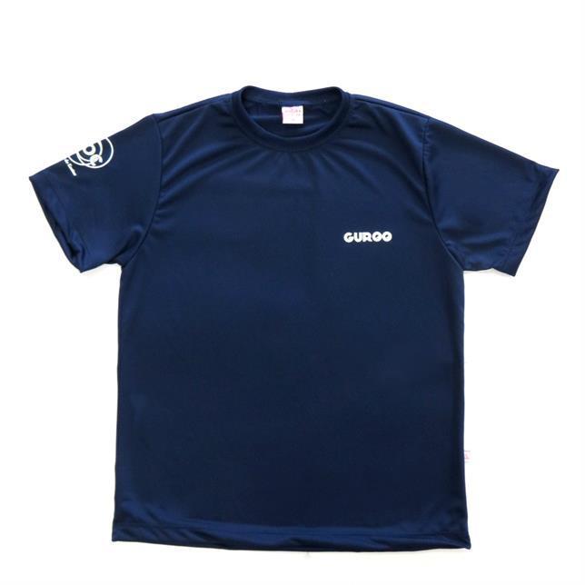 Camiseta Dry Fit Manga Curta Guroo MARINHO 2
