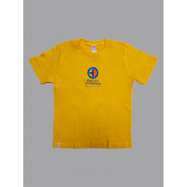 Camiseta Fio30 Marinho M/C 06 Dinamica AMARELO 6
