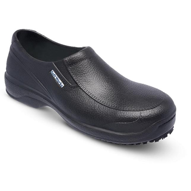 Sapato profissional Anti Derrapante Softworks PRETO 37