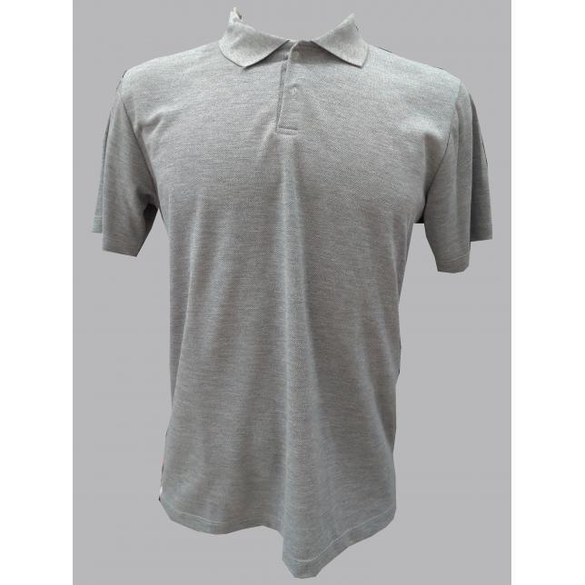Camisa Polo Pique Pv Manga Curta MESCLA M CAP 001