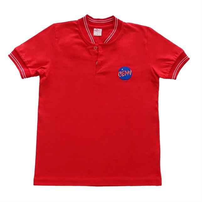 Camisa Polo - Cemj VERMELHO 0 CAP 005