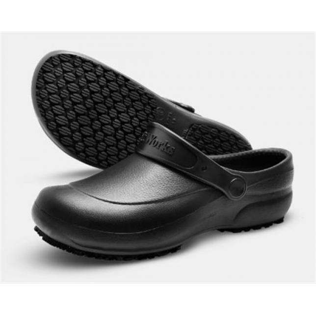Sapato Profissional Bistrô Softworks PRETO 35/36 43131-35