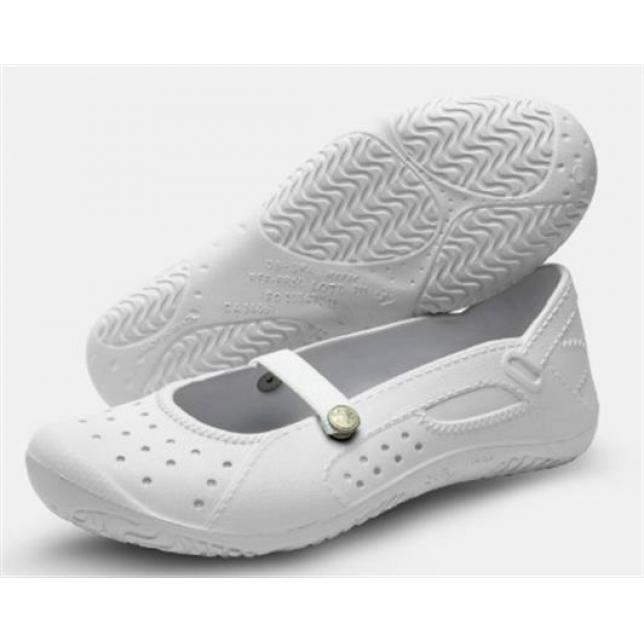 Sapato Profissional Sapatilha Softworks BRANCO 34 SOFT WORKS