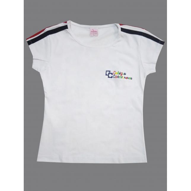Baby Look Fio30 - Colégio Catarinense Inf BRANCO PINF